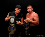 Flash and Rebel 1CW Tag Team
