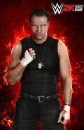 WWE 2K15 Dean Ambrose
