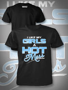 Taryn Terrell's (Hot Mess) - Mens Shirt