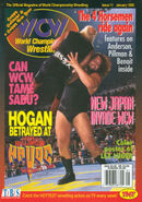 WCW Magazine - January 1996