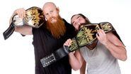2 NXT Tag Team The Wyatt Family