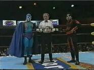 Damiancito el Guerrero CMLL World Minis