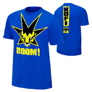 Kofi Kingston King of the Boom T-Shirt