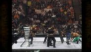 The Triangle Ladder Match 11