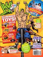 WWE Kids Magazine Summer 2009