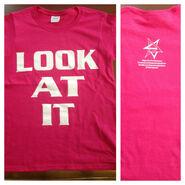 David Starr Look At It Pink T-Shirt