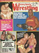 Victory Sports Wrestling - Winter 1986