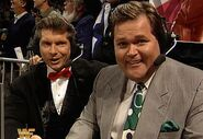 Vince McMahon & Jim Ross