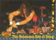 1999 WCW-nWo Nitro (Topps) Sting 66