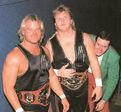 Bobby Eaton and Stan Lane