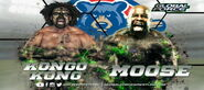 GFW Grand Slam Tour 2015 Day2 Kongo Kong vs Moose