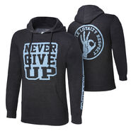 John Cena Never Give Up Pullover Hoodie Sweatshirt