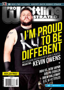 Pro Wrestling Illustrated - October 2015