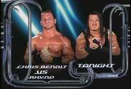 Chris Benoit vs Rhyno