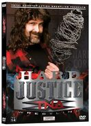 Hard Justice 2009 DVD