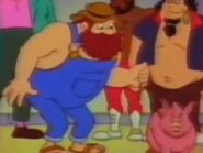 Hillbilly Jim Cartoon