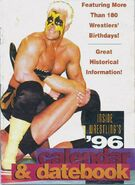 INSIDE WRESTLING'S '96 CALENDAR & DATEBOOK