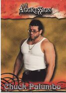 2003 WWE Aggression Chuck Palumbo 49