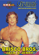 NWA Legends Q&A Jerry & Jack Brisco