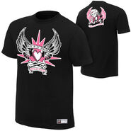 Natalya Queen of Harts T-Shirt
