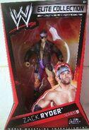 WWE Elite 9 Zack Ryder