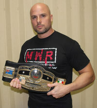 Adam Pearce NWA Heavyweight Champion