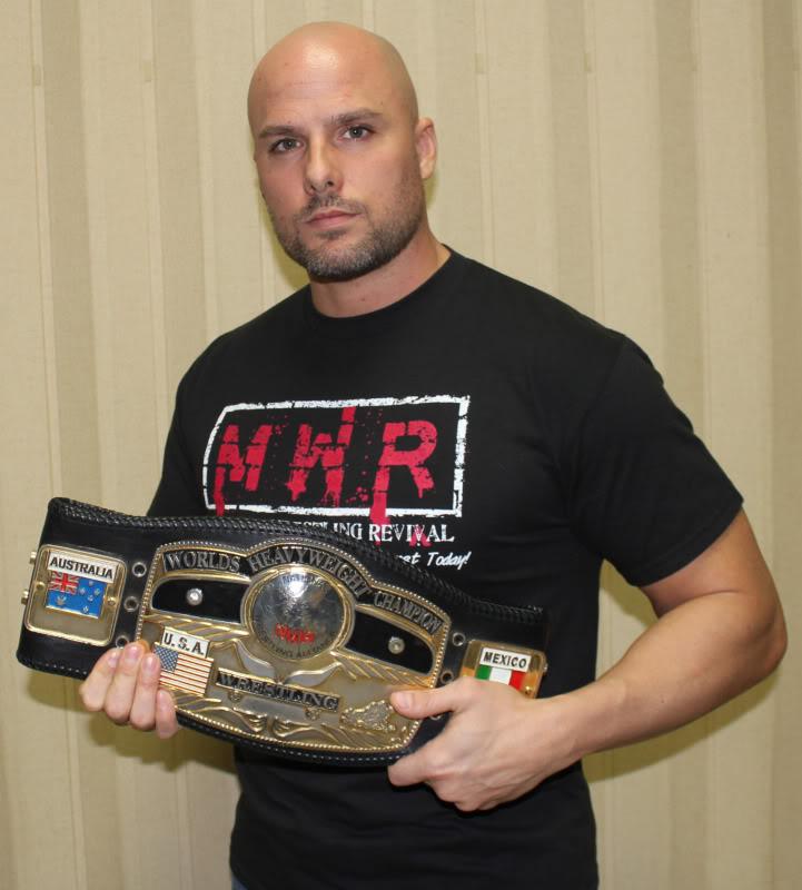 Resultado de imagen para adam pearce NWA World champion