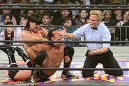 Eddie Guerrero vs Chavo Guerrero