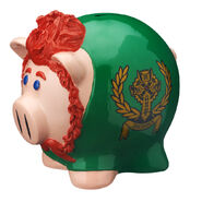Sheamus Piggy Bank