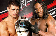 TLC11 Rhodes v Booker