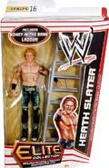 WWE Elite 16 Heath Slater