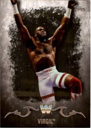 2016 Topps WWE Undisputed Wrestling Cards Virgil 98