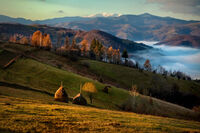 Romania countryside