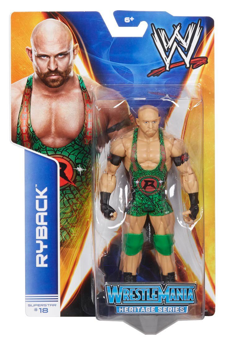 WWE Series 37 Ryback