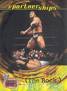 2002 WWE Absolute Divas (Fleer) The Rock 59