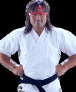 Kung Fu Naki3 cutout by Crank