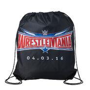 WrestleMania 32 Drawstring Bag