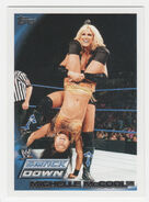 2010 WWE (Topps) Michelle McCool (No.12)