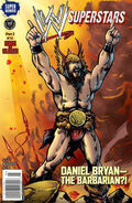 WWE Superstars Comic 7