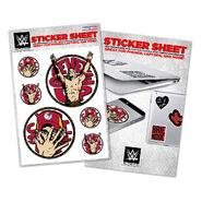 John Cena Vinyl Sticker Sheet
