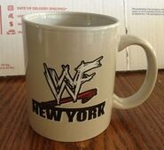 WWF New York White Coffee Mug