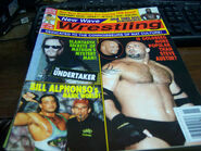 New Wave Wrestling - November 1998