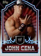 2011 Topps WWE Classic Wrestling John Cena 33