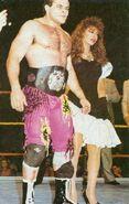 Konnan CMLL World Heavyweight