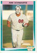 1995 WWF Wrestling Trading Cards (Merlin) Abe Schwartz 93