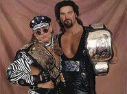 Diesel & Shawn Michaels