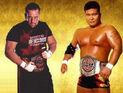 Dreamer Tanaka ECW World Tag
