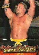 1999 WCW Embossed (Topps) Shane Douglas 21