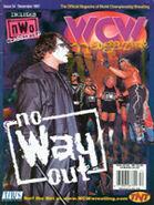 WCW Magazine - December 1997