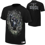 Undertaker no grave shirt